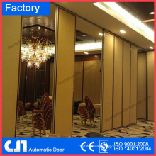 Partition Wall Auto Sliding for Hotel Exhibition Hall