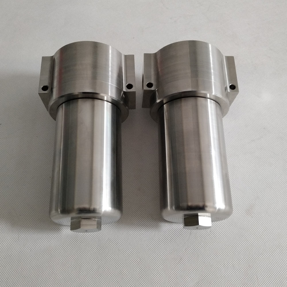 stainless steel oil filter housing