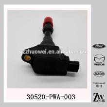 Sistema de ignição Ignition Coil Assy para Honda Civic 30520-PWA-003