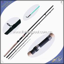 Fibra do carbono da venda da parte superior FDR002 feita no alimentador Rod da pesca do alimentador de China