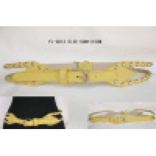 Cinturón brillante con Stud Fl-0213
