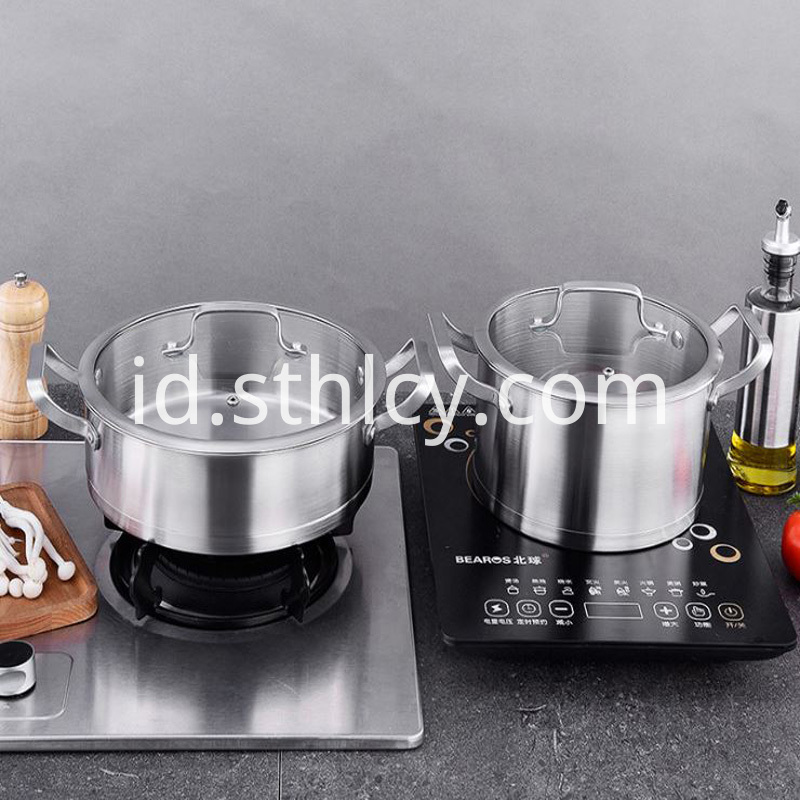 High Grade Induction Cooker Set