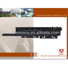 Elevaror pièces de porte lift motorisation de porte de Mitsubishi Selcom avec rebord