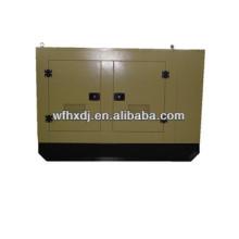 Super quailty 96kw silencioso generador diesel lovol con CE