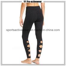 OEM Fashion Women Yoga Fitness Workout Running Sport Leggings