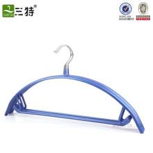 PVC-beschichteter Metallaufhänger für Kleidungsstücke