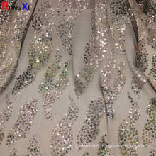 Multifunctional Glitter Organza Fabric Roll For Wholesales