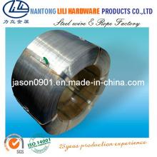 Fabricante! En 10264 Arame Galvanizado Roping / Galvanizado Redrawn Fio para Corda de Arame / Reforço de Tubo de Ar