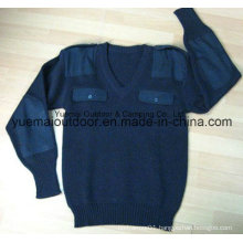 High Quality Military Sweater