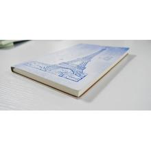 cuaderno de tapa dura personalizado impresión al por mayor de diseño personalizado cuaderno