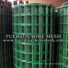 Competitive Price PVC Plastic coated welded wire mesh