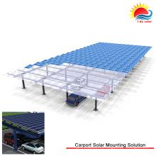 Низкая-техническое обслуживание Солнечный наземные Маунты комплекты (SY0480)
