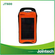 Traqueur personnel portatif solaire minible de GPS portatif pour la surveillance à distance et le Loacting de travailleur de terrain