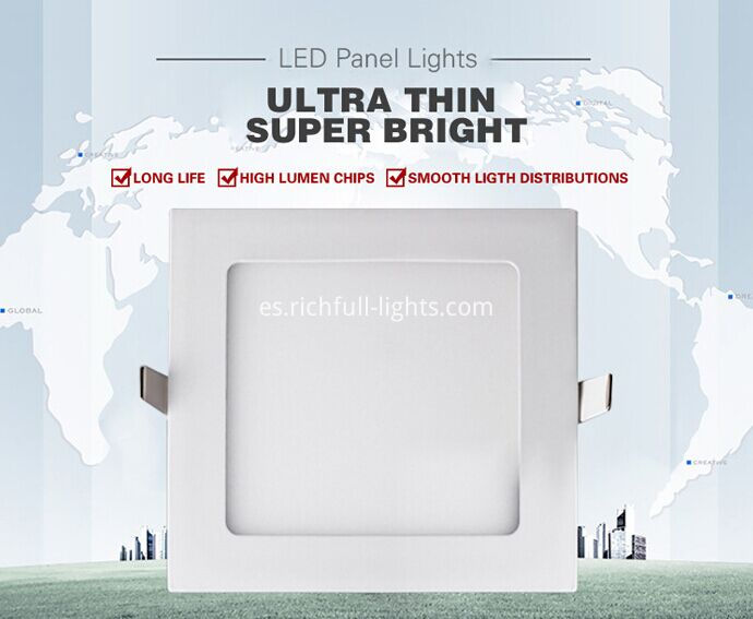 LED Square Panel Lights