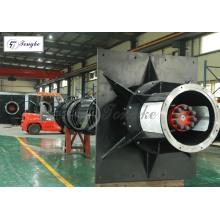 Вертикальный турбинный насос с длинным валом для опреснительной установки морской воды