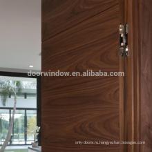 Квартира коричневый канадский дуб цвет античный невидимые двери скрывает дверь с петель