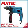 Fixtec Powertools 800W 13mm Taladro de impacto de herramienta manual con brocas (FID80001)