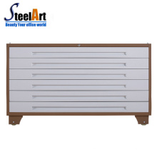 Steel furniture metal A0-A1 size for drawing file storage map cabinet