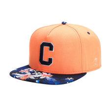 Benutzerdefinierte Hüte Snapback unter Krempe gedruckt