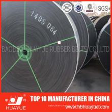 Cinto transportador de nylon anti-estático de alta resistência Nn100-Nn500