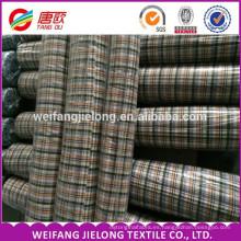Tejido teñido 100% algodón / Telas para hombres / Tejido algodón Tejido 100% teñido telas Tejido teñido