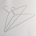 Wäsche Galvanisierte Metall Kleidung Drahtbügel
