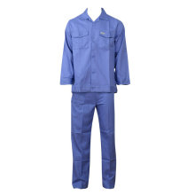 Basic Blue Work Suit für Herren