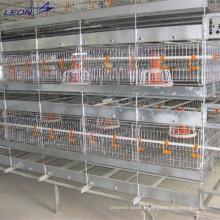 Leon series chicken farm cage feeding equipment