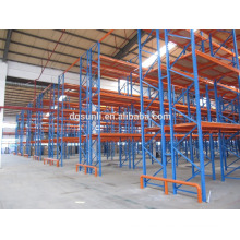 Hight quality Q235 logistic selective pallet racks