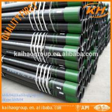 API 5CT tubo de revestimento de óleo BTC 6 5/8 '' N80 China KH