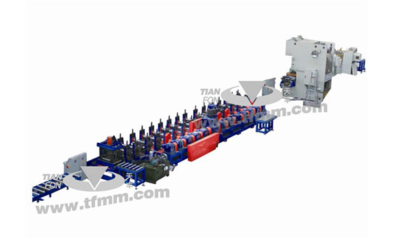 Pedal Plate Punching Automatic Production Line