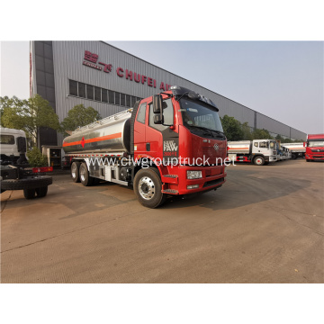 18000Liters Oil tanker truck 6x4 type for sale