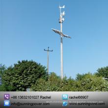 300W Windkraftanlagen Monitoring-System