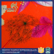 Printing Service for Polyester Stitch Bond Fabric