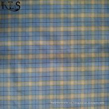 Tela teñida hilado del popelín del algodón 100% para las camisas / el vestido Rls40-35po