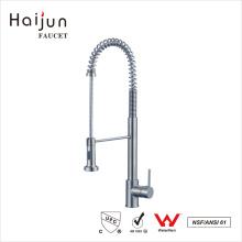 Haijun Wenzhou ISO 9001: 2008 Torneira de torneira de água de cozinha quente de cerâmica simples
