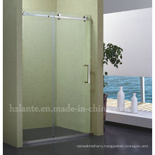 2014 New Stainless Steel Frame Simple Shower Enclosure (LTS-005)