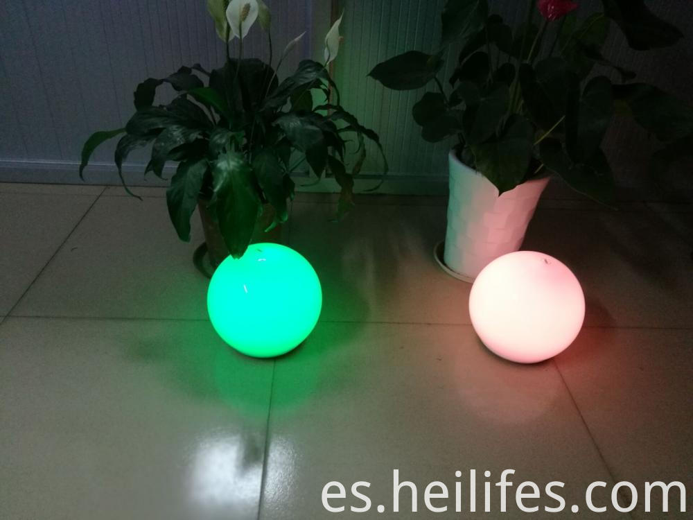 LED Colour Changing Light Ball