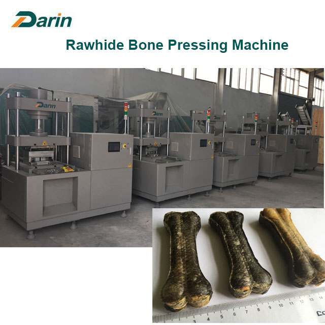 25 Rawhide Bone Making Machine