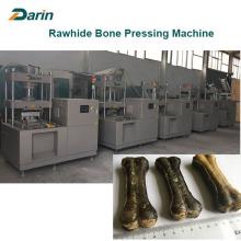 Machine à os de peau de vache pressée hydraulique
