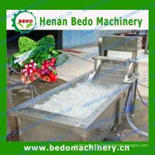 800-1000kg / h capacityozon Gemüsewaschmaschine für Verkauf