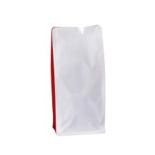 Подгонянная сумка высокого качества Quad Seal на молнии