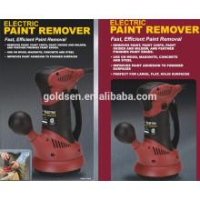 350w 115 milímetros Power Bench moagem Sander Electric Floor Dust pintura removedor de máquina