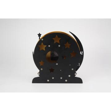 L'horloge de bureau Gear Moon Tower