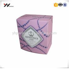 De Bonne Qualité Boîte cosmétique professionnelle d'emballage et d'impression