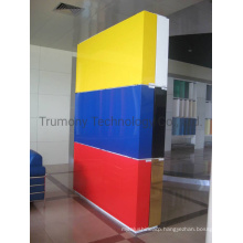 2mm, 3mm Colorful Light Weight Sign Board Aluminum Composite Panel for LED Signage Light Box