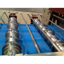 Máquina de perfuração de telhadura, máquina de formação de rolos