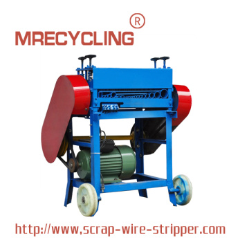 Carpenter Copper Wire Stripping Machine