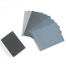 60*120mm aluminum Oxide abrasive sanding mesh