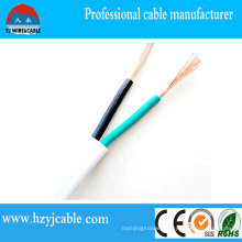 OFC Conductor Flexible Flat Sheath Cable From Shanghai Port